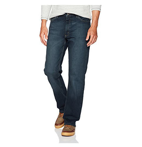 9. Wrangler Men's Classic Jean (Relaxed Fit)