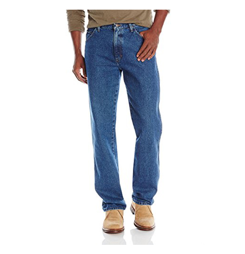 3. Wrangler Men's Classic Jean (Regular-Fit)