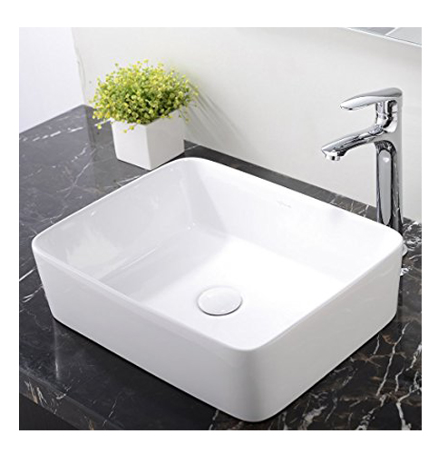 best bathroom sinks reviews top 10 best bathroom vessel sinks in 2018 reviews 17316