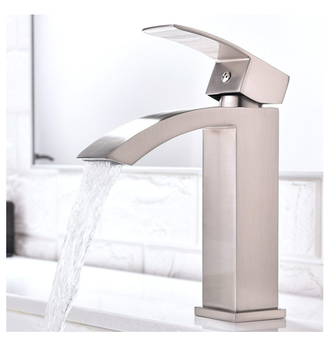 8 Friho Waterfall Bathroom Faucet with Single Handle