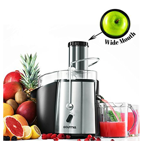 8 Gourmia Wide Mouth Fruit Juicer (GJ750)
