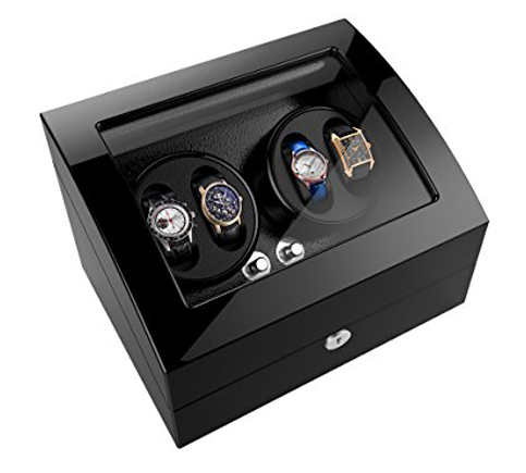 3. Triple Tree Rolex Automatic Watch Winders