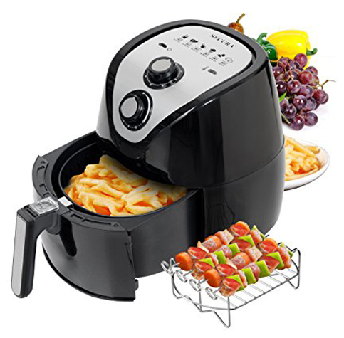 7. Secura 3.2-Liter Electric Hot Air Fryer