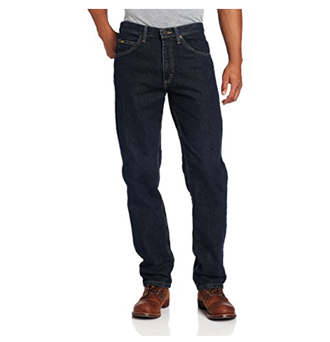 10. Lee Men's Straight Leg Jean (Regular Fit)