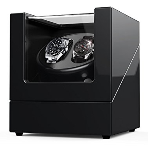 6. Triple Tree Double Watch Winder Box