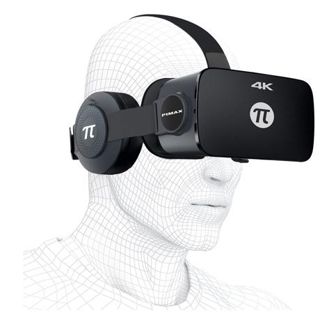 6. PIMAX 4K VR Headset