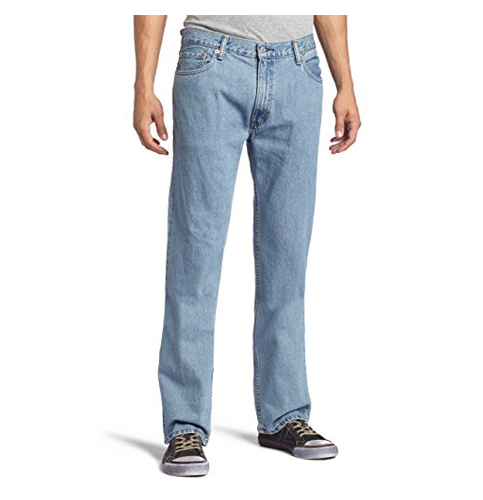 1. Levi's Men's 505 Jean (Regular Fit)
