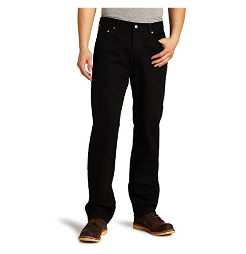 6. Levi's Men's 550 Jean (Relaxed-Fit)