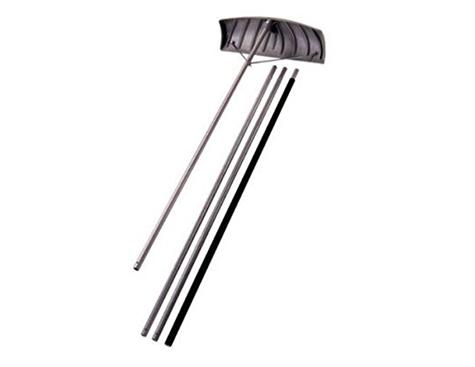 4. Suncast (SRR2100) Snow Shovel Roof Rake