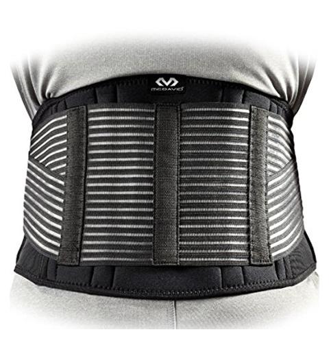 6. McDavid back support belt
