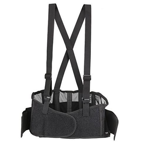 7. Trademark supplies back brace support belt