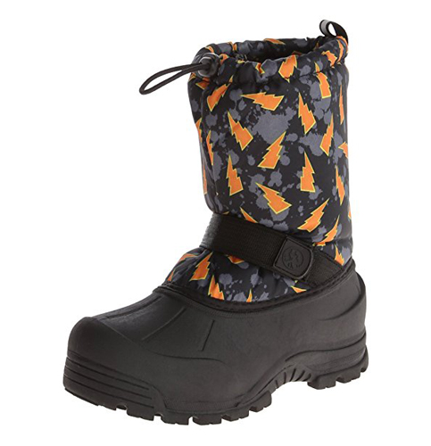 1. Northside Boys Girls Frosty Winter Snow Boot