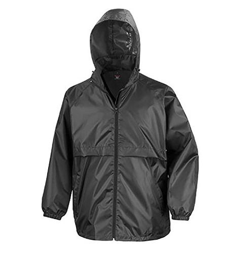4. Result Core Unisex Windproof Jacket