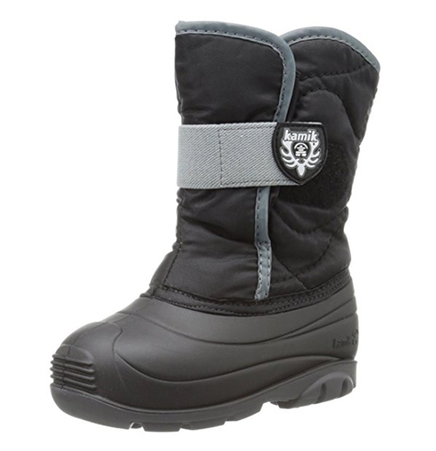 5. Kamik Toddler Snowbug3 Insulated Boot