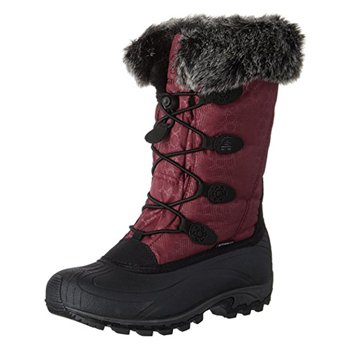 5. Kamik Women's Momentum Snow Boot