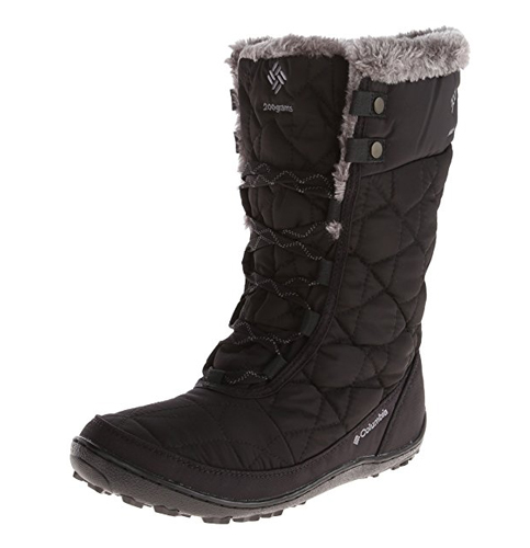4. Columbia Women's Minx Mid II Winter Boot