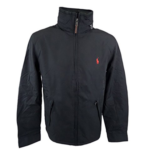 8. Polo Ralph Lauren Lined Windbreaker Jacket