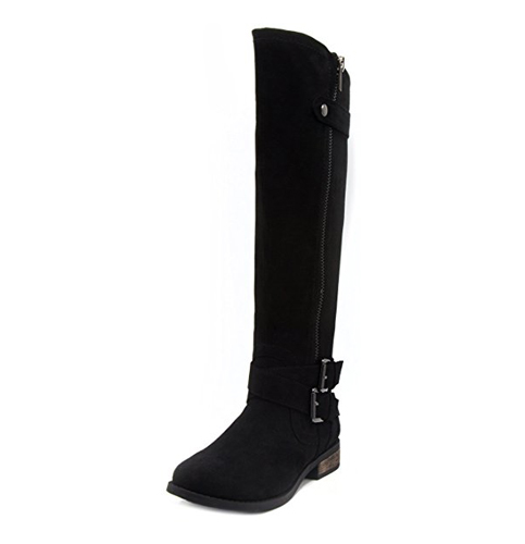 5. Rampage Women's Wide Calf Knee-High Boot