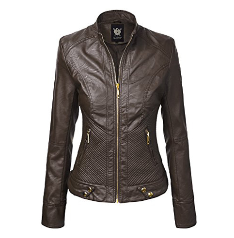4. Lock and Love Quilted Jacket
