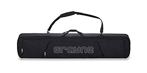 6. Grayne Pro Deluxe Snowboard Bag