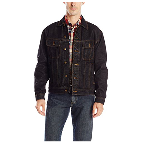 3. Wrangler Big and Tall Unlined Jacket