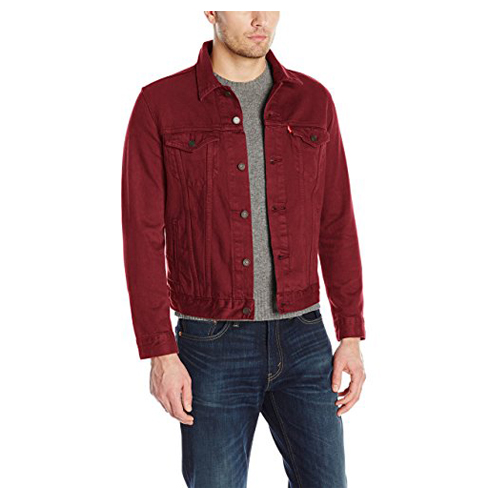 2. Levi's The Trucker Jacket