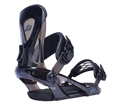 10. Ride KX Snowboard Bindings