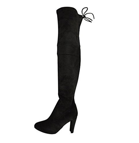 5a52e2730c1 Top 10 Best Affordable Over The Knee Boots in 2019 Reviews