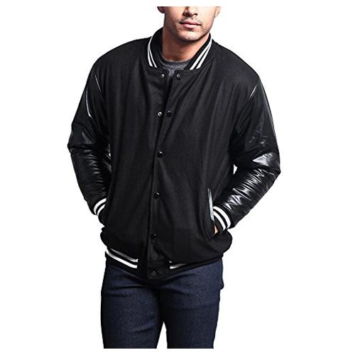 10. G-Style USA Varsity Jacket