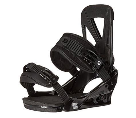 5. Burton Men's Snowboard Bindings