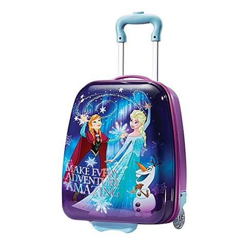 "8. American Tourister 18"" Hardside (Disney Frozen)"
