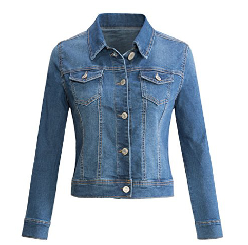 Top 10 Best Women's Denim Jackets in 2018 Reviews