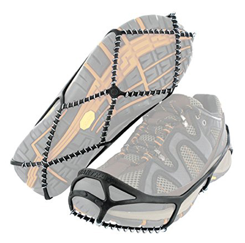 3. Yaktrax Walk Traction Cleats for Snow and Ice