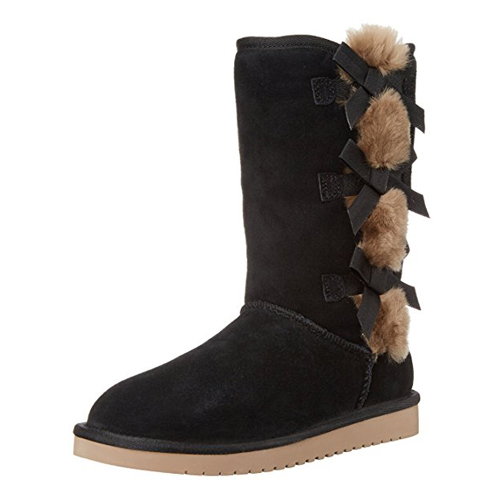 9. Koolaburra by UGG Fashion Boot for Women (Victoria Tall)
