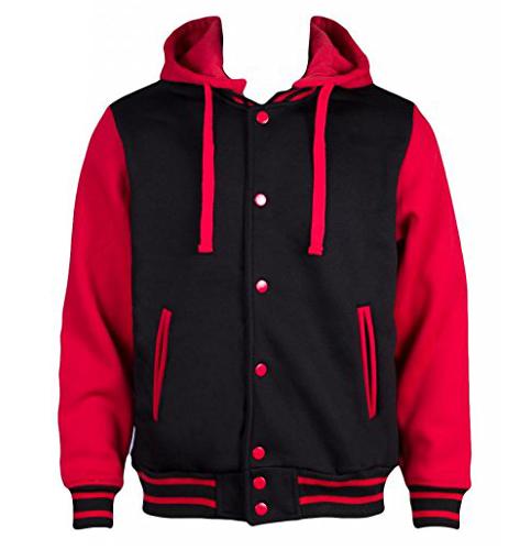 8. Style Addiction Letterman Varsity Jacket
