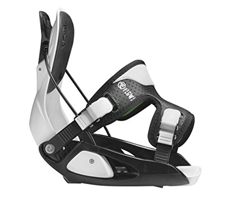 9. Flow Micron Kids Snowboard Bindings