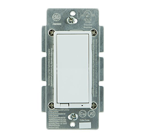 2. GE Z-Wave Plus Wireless Dimmer Switch