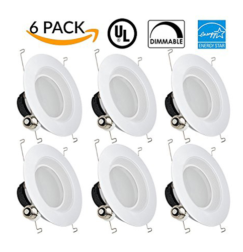 Top 10 Best Led Recessed Lighting Kit In 2019 Reviews