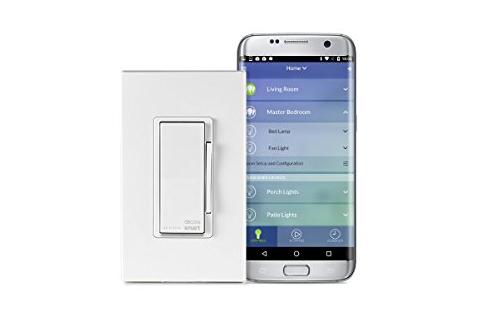 5. Leviton DW6HD Smart WiFi LED Dimmer