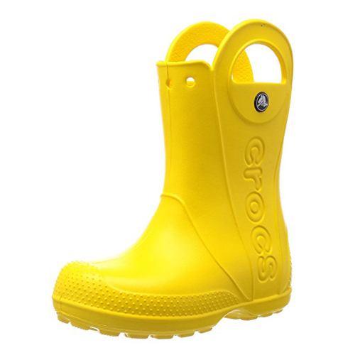 2. crocs Kids' Handle It Rain Boot