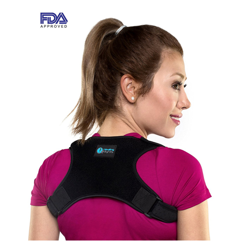 1. Healing rights back posture corrector