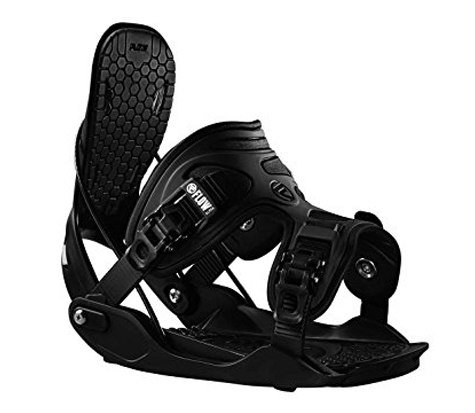 8. Flow Alpha Men's Snowboard Bindings