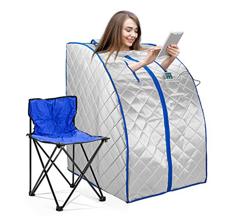 2. Infrared FAR Portable Indoor Sauna