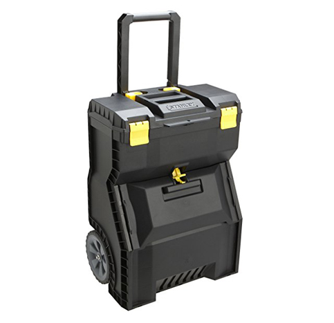 4. Stanley 018800R Mobile Toolbox