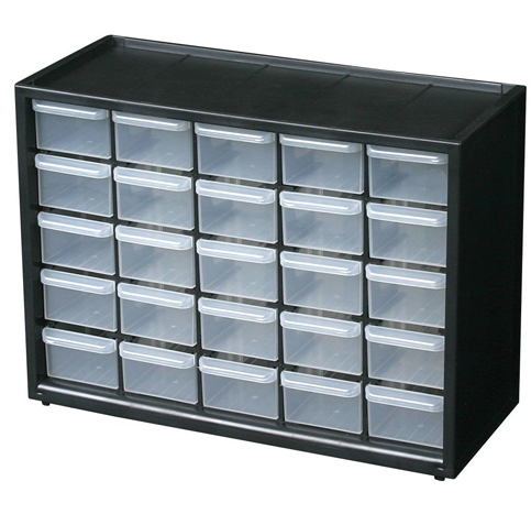 9. Flambeau 6576NA Storage Drawers
