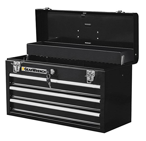 7. GearWrench 83151 3-Drawer Toolbox