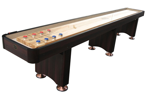 1. Playcraft Woodbridge Shuffleboard Table
