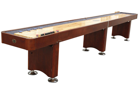 5. Playcraft Georgetown Shuffleboard Table