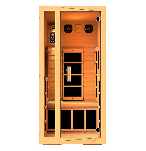 3. JNH Lifestyle Joyous One-Person Infrared Sauna