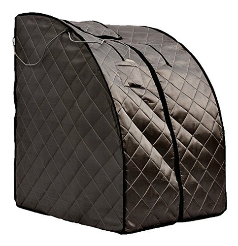 8. Sauna Portable Infrared FAR with Carbon Fiber panels